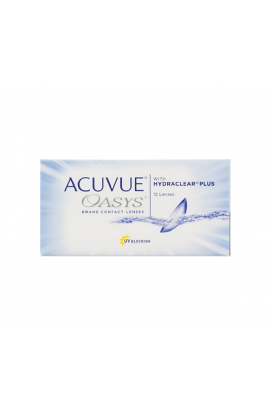 Acuvue Oasys with Hydraclear Plus -12 Pack