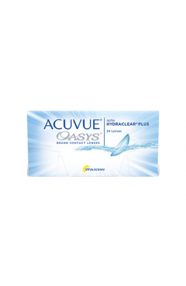 Acuvue Oasys with Hydraclear Plus -24 Pack