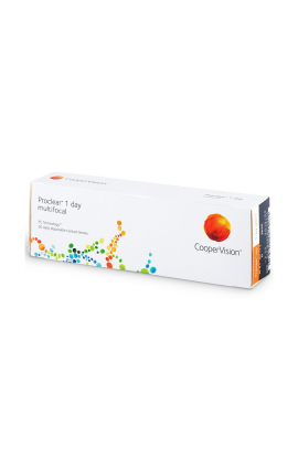 Proclear 1 Day Multifocal - 30 Pack