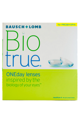 Biotrue ONEday for Presbyopia - 90 Pack