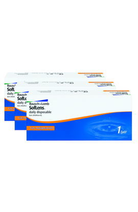 SofLens Daily Disposable for Astigmatism - 90 Pack